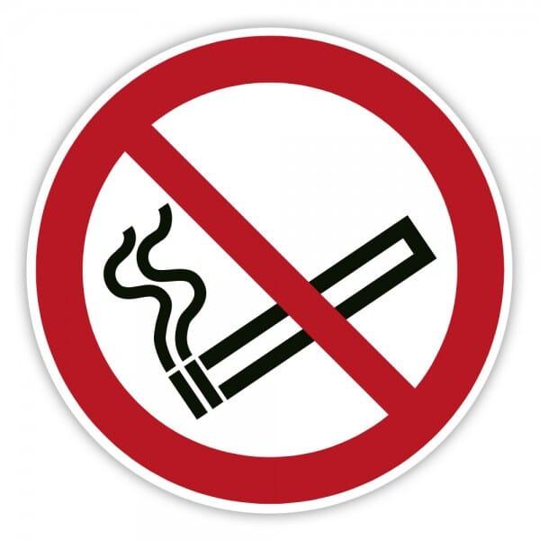 Verbotschild Rauchen vreboten