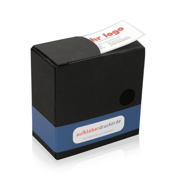 Große Adress-Etiketten im Spenderkarton 60x30 mm 250 Stück (Rollenetikett) 4-farbig 1200 dpi